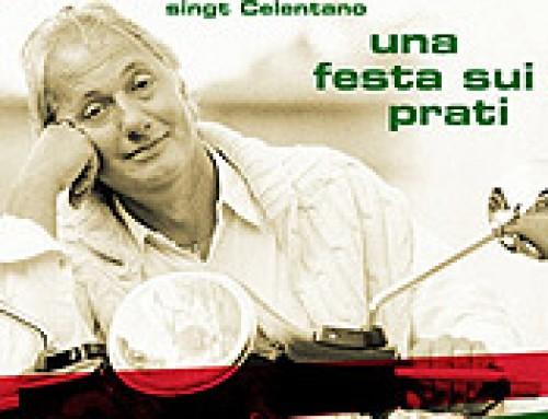 "Konrad Beikircher singt ""Celentano – Una festa sui prati"""