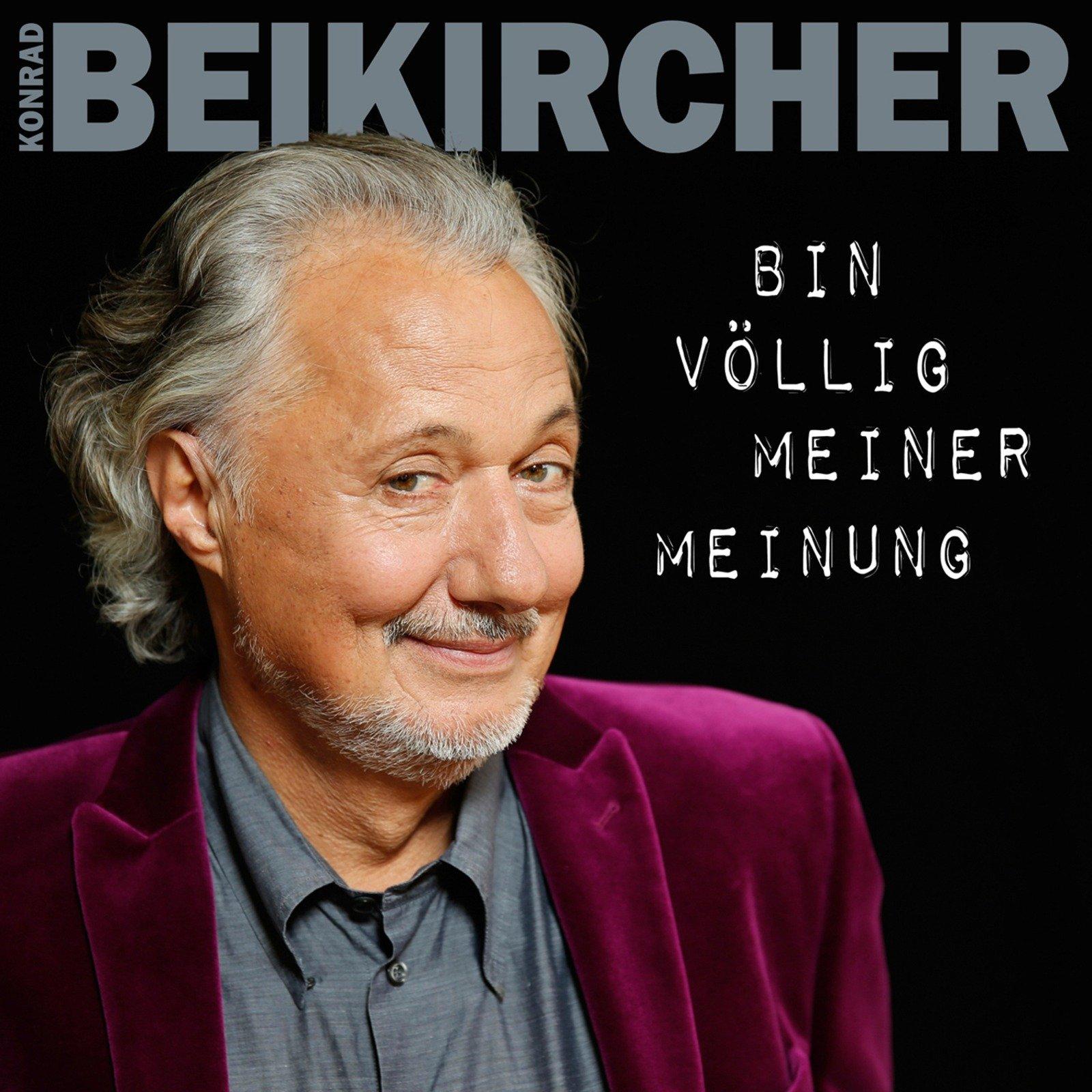 Konrad Beikircher Bin Völlig Meiner Meinung