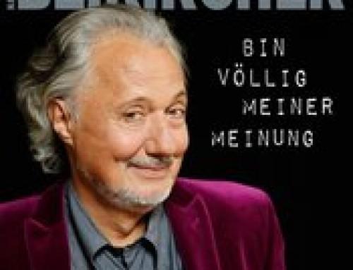 Konrad Beikircher: Bin völlig meiner Meinung